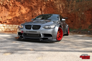 BMW E92 Lberty Walk Lebanon tuned Cars Arab Motor World (19)