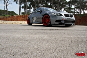 BMW E92 Lberty Walk Lebanon tuned Cars Arab Motor World (2)