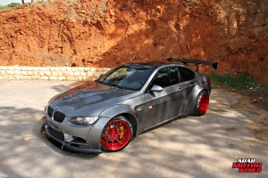 BMW E92 Lberty Walk Lebanon tuned Cars Arab Motor World (22)