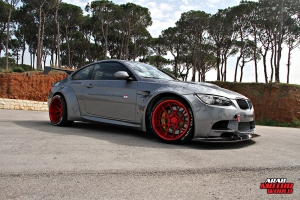 BMW E92 Lberty Walk Lebanon tuned Cars Arab Motor World (3)