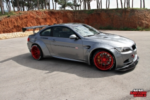 BMW E92 Lberty Walk Lebanon tuned Cars Arab Motor World (4)
