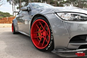 BMW E92 Lberty Walk Lebanon tuned Cars Arab Motor World (6)