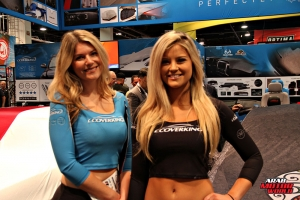 Babes on Cars Girls of SEMA (14)
