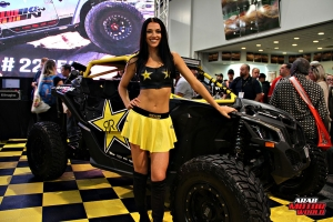 Babes on Cars Girls of SEMA (24)