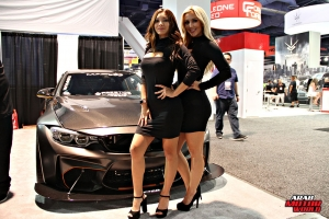 Babes on Cars Girls of SEMA (27)