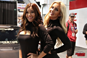 Babes on Cars Girls of SEMA (28)