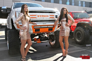 Babes on Cars Girls of SEMA (41)