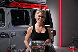 Babes on Cars Girls of SEMA (8)