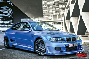 Blue-BMW-Asuka-Widebody-kit-M3-HPF_Arab-Motor-World-02