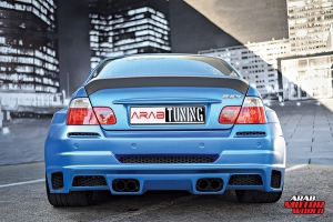 Blue-BMW-Asuka-Widebody-kit-M3-HPF_Arab-Motor-World-04