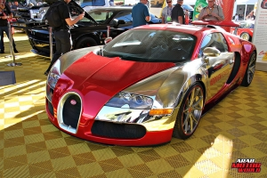 Bugatti SEMA Show 2018 Best Tuned Cusomized Cars