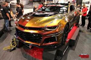 Camaro SEMA Show 2018 Best Tuned Cusomized Cars (1)