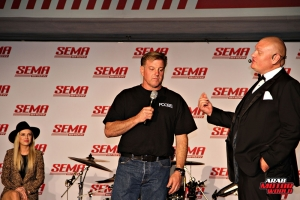 Chip Foose Celebrity Appearance SEMA Show 2018 (2)