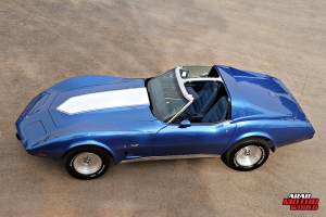 Corvette C3 Arab Motor World Classi Cars Lebanon (1)