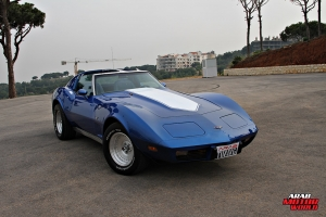 Corvette C3 Arab Motor World Classi Cars Lebanon (17)