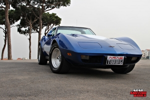 Corvette C3 Arab Motor World Classi Cars Lebanon (2)