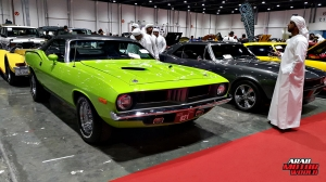 Custom Show Emirates 2018 - Arab Motor World (72)