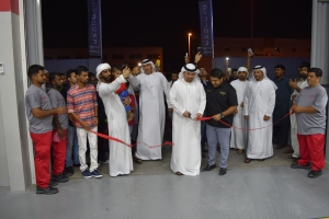 CYCLONE GARAGE grand inauguration ceremony