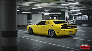 Dodge Challenger Punisher UAE Arab Motor World (4)