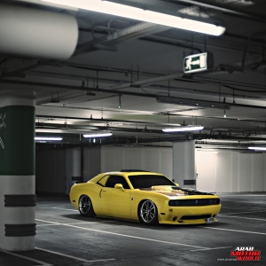 Dodge Challenger Punisher UAE Arab Motor World (5)