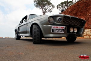 Eleanor Ford Mustang 67 Shelby GT (10)