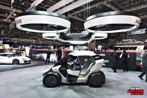 Geneva International Motor Show 2017 - GIMS 2017 - Palexpo