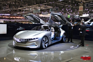 Electric Cars Concept Cars Super Cars Geneva Motor Show Arab Motor World (7)