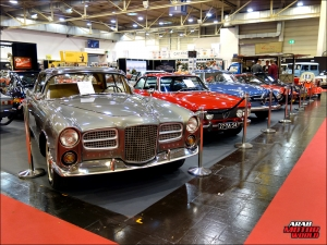 Classic Cars of Essen Motor Show 2018