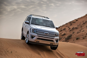 Ford Expedition Test Drive - Arab Motor World (12)