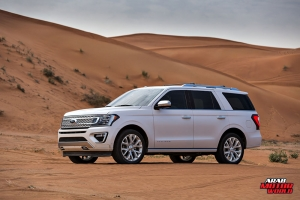 Ford Expedition Test Drive - Arab Motor World (14)