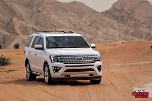Ford Expedition Test Drive - Arab Motor World (17)