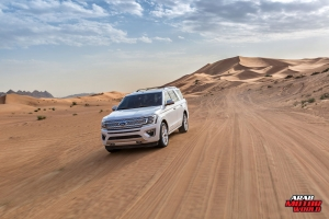 Ford Expedition Test Drive - Arab Motor World (19)