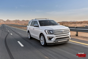 Ford Expedition Test Drive - Arab Motor World (20)