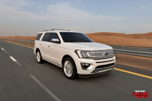 Ford Expedition Test Drive - Arab Motor World (21)