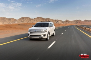 Ford Expedition Test Drive - Arab Motor World (7)