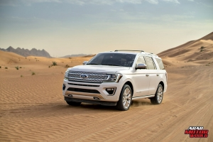 Ford Expedition Test Drive - Arab Motor World (8)