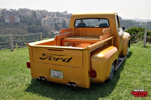 Ford F-100 Classic Muscle Car Truck (17)