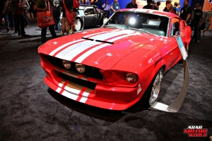 Ford Mustang Muscle Cars of SEMA Show 2018 (3)