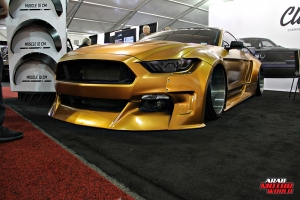 Ford SEMA Show 2018 Best Tuned Cusomized Cars (5)