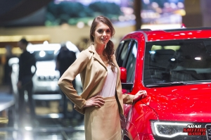 Girls of Geneva Motor Show 2018