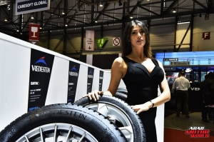 Girls of Geneva Motor Show 2018 Arab Motor World (15)