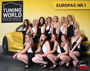 Girls of Tuning World Babes on Cars Miss Tuning Arab Motor World