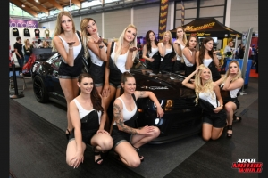 Girls of Tuning World Babes on Cars Miss Tuning Aab Motor World (8)