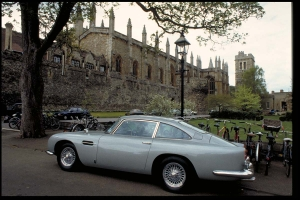 Goldfinger DB5 Contunation - Arab Motor World