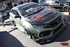 Honda SEMA Show 2018 Best Tuned Cusomized Cars (1)