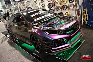 Honda SEMA Show 2018 Best Tuned Cusomized Cars (2)