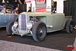 Hot Rod Muscle Cars of SEMA Show 2018 (2)