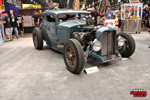 Hot Rod Muscle Cars of SEMA Show 2018 (3)