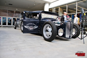 Hot Rod Muscle Cars of SEMA Show 2018