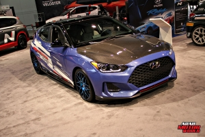 Hyundai SEMA Show 2018 Best Tuned Cusomized Cars